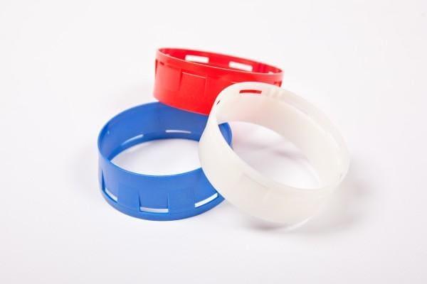 kolorowe pierścienie
